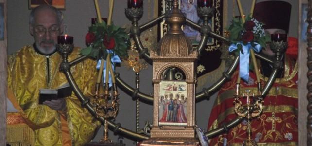Hl. Myronträgerin u. Apostelgleiche – Patronatsfest 17.07.15