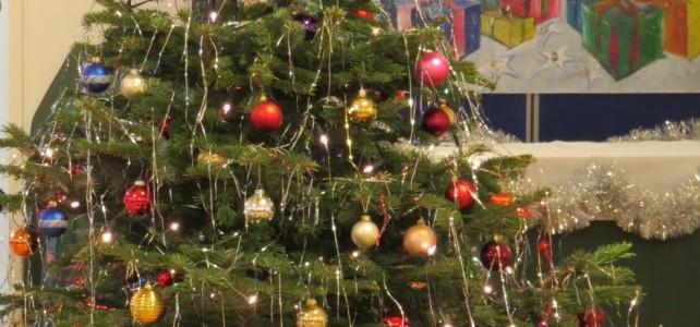 [фото видео] Детский рождественский праздник 08.01.17
