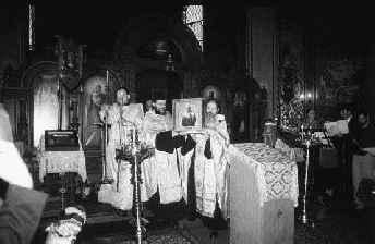 [фото] Престольный Праздник 04.08.2000