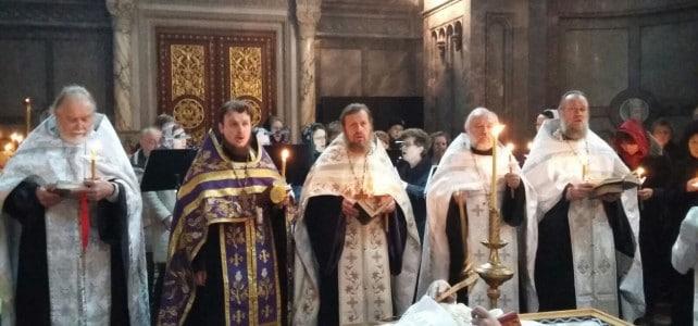 Wir trauen um unseren Priester Slavomir Iwaniuk