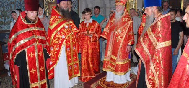 [Отчет] День памяти св. Царственных Мучеников 17.07.15