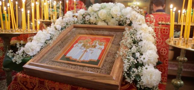 [фотоотчет] День памяти св. Царственных Мучеников 17.07.17
