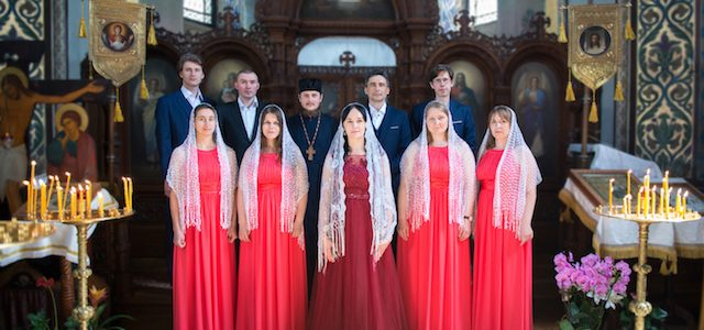 Фотоотчет с концерта хора церкви от 29-го июня 2018 года