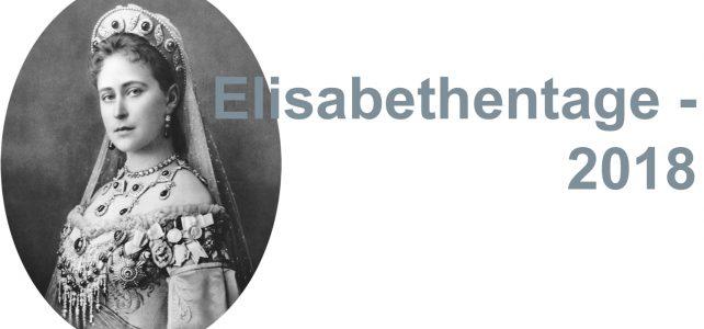 Elisabethentage 2018